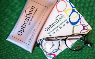 Choisir ses montures lunettes femme à Laxou avec Opticadom